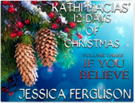 Jessica Ferguson - Author, Speaker