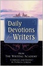 daily devos for writers